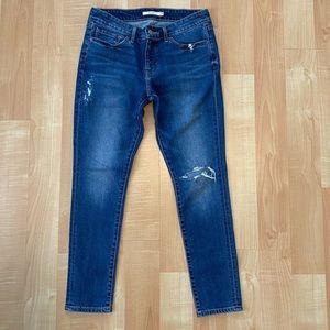 Levi's 711 Jeans Size 28